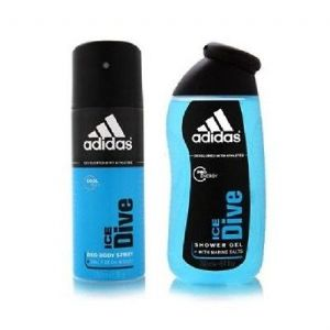 Adidas ice-dive two piece gift set